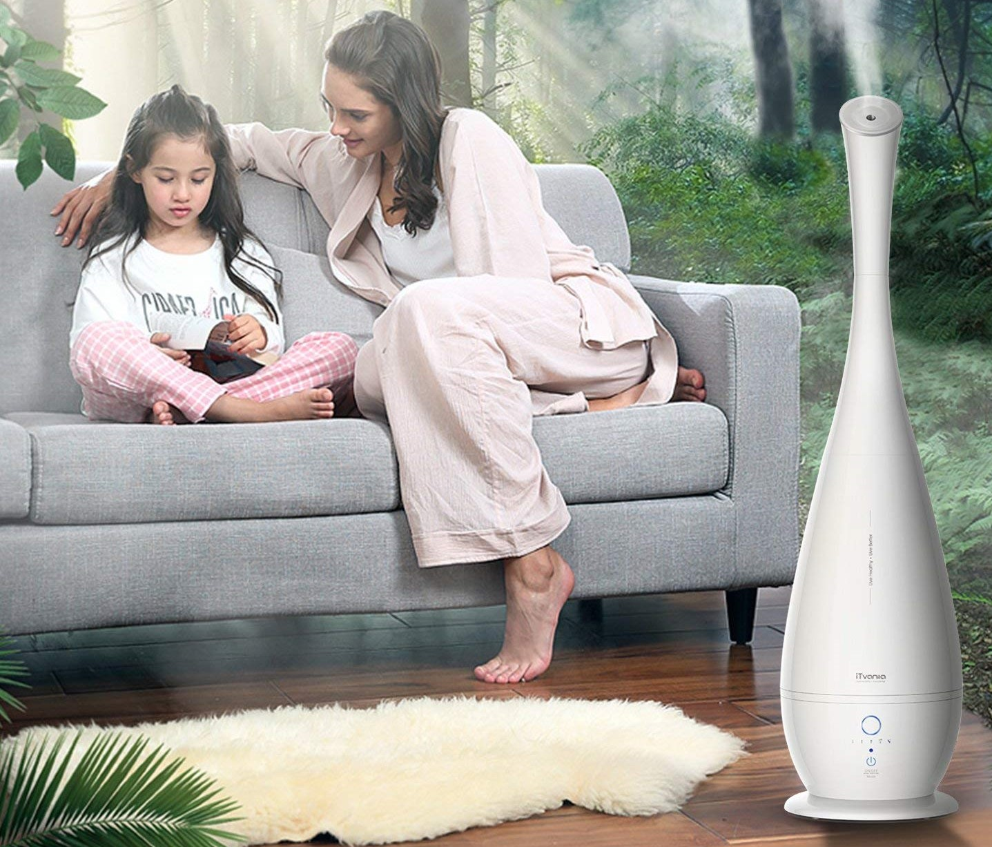 Best Humidifiers For Allergies Reviews And Buyer S Guide 2019